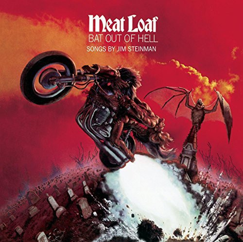 "5. Meat Loaf - ""Bat Out From Hell"" (1977): 43 miliony"