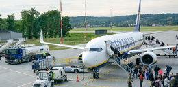 Pasażerowie spóźnili się na samolot. Wtargnęli na płytę lotniska i próbowali go dogonić