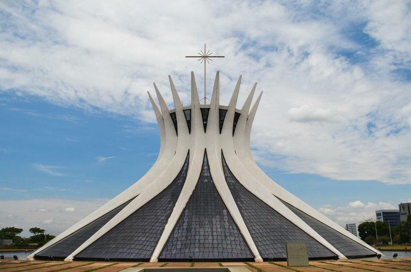 Katedra Matki Bożej z Aparecidy w Brasílii