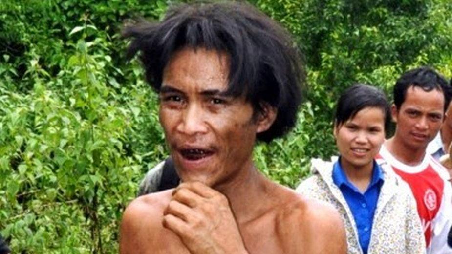 """""""Tarzan z Wietnamu"""" zmarł w wieku 52 lat, osiem lat po """"ucywilizowaniu"""", na raka wątroby"""