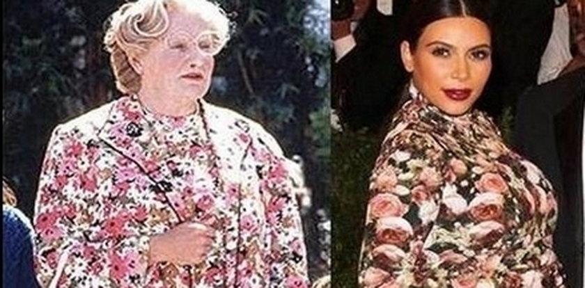 Internet kpi z kreacji Kim Kardashian