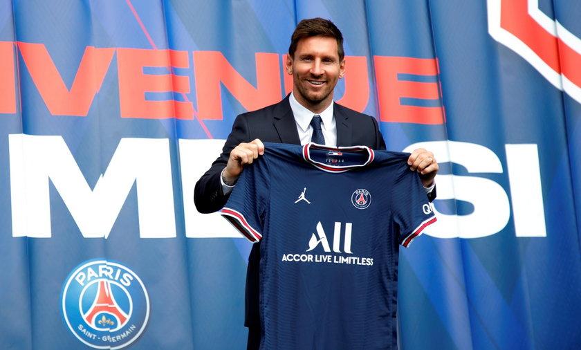 PSG już zarabia na przyjściu Leo Messiego. Na razie są to wpływy związane z marketingiem.