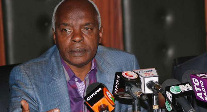 Makueni governor Prof Kivutha Kibwana