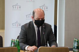 Szynkowski vel Sęk: Deklaracja premierów V4 wskazuje solidarność z Czechami w trudnej sytuacji