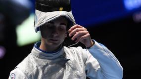 Skradziono złoty medal mistrzowi olimpijskiemu z Rio we florecie