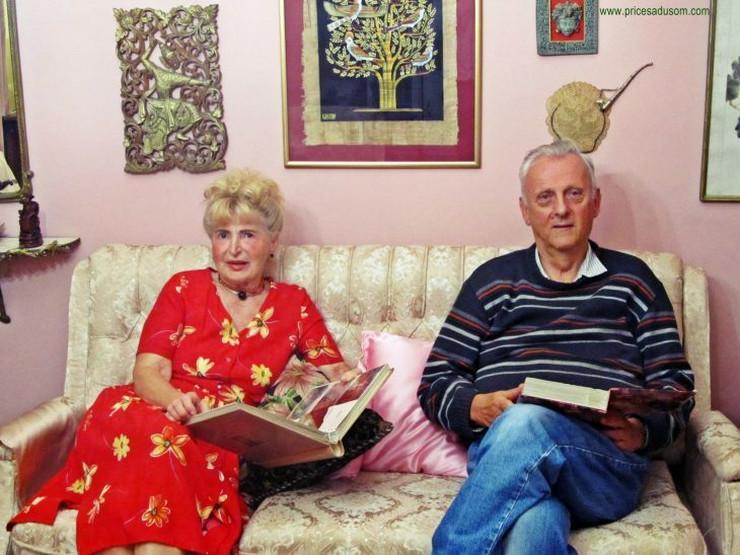 Svetski putnici Mila i Petar Starčević