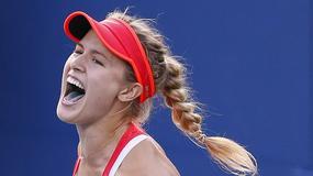 US Open: Bouchard zraniła się w głowę i zrezygnowała z debla oraz miksta