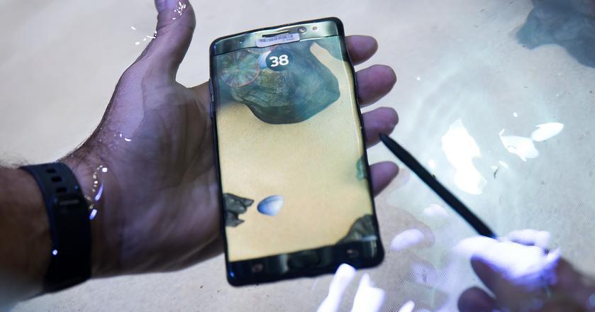 Odnowione smartfony Galaxy Note 7 znów pojawią się w sklepach na rynkach wschodzących