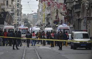 Tureckie władze: Za zamachem w Stambule może stać Partia Pracujących Kurdystanu