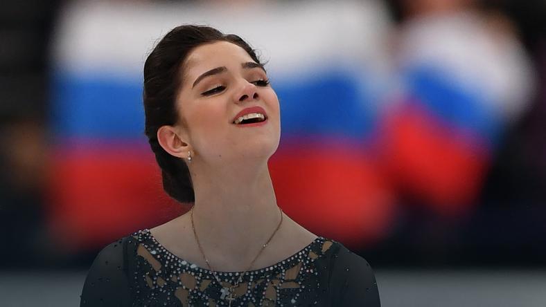 Jewgienija Miedwiediewa