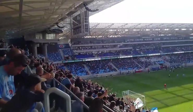 Fudbal - razno navijači
