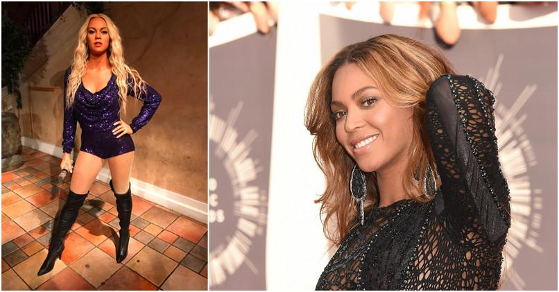 Beyoncé má novú voskovú figurína. Veľa podoby na nej však nenájdeš. 4fa0e63c053
