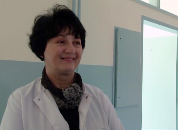 Dr Marica Nastasijević