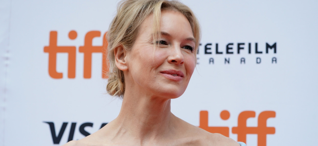 Renee Zellweger na Festiwalu w Toronto / Jemal Countess / GettyImages