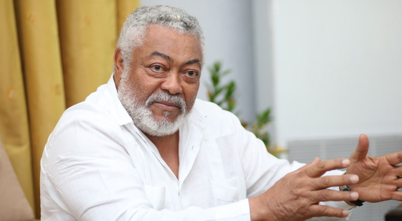 How Former President Rawlings reacted to the racist killing in America