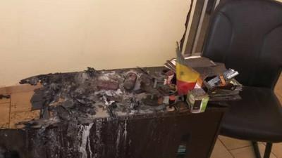 Tambacounda : Le bureau du maire de Sinthiou Maléme incendié