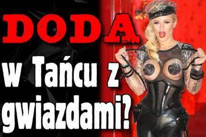 """Doda w """"Tańcu z gwiazdami""""?!"""