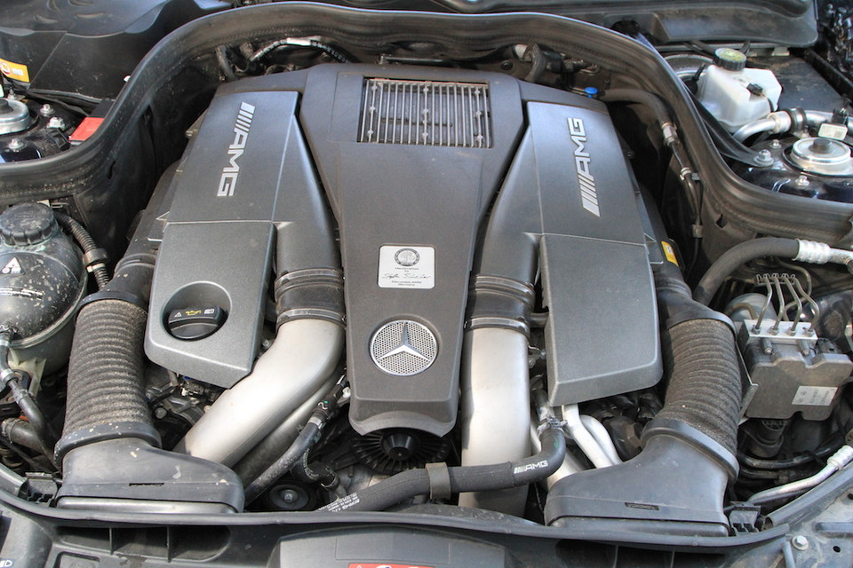 Mercedes E 63 AMG S 4MATIC