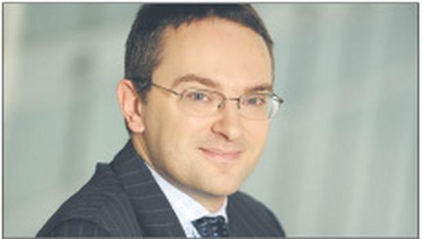 Paweł Krzykowski, adwokat w kancelarii Salans