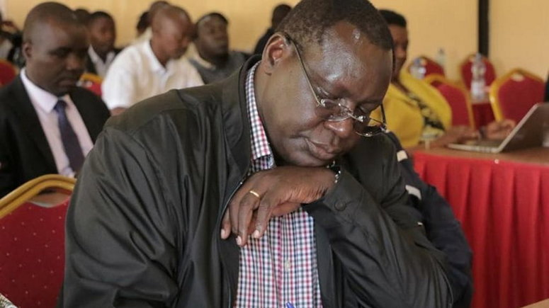 Disappointment for James Nyoro's team as Judiciary cancels today's ...