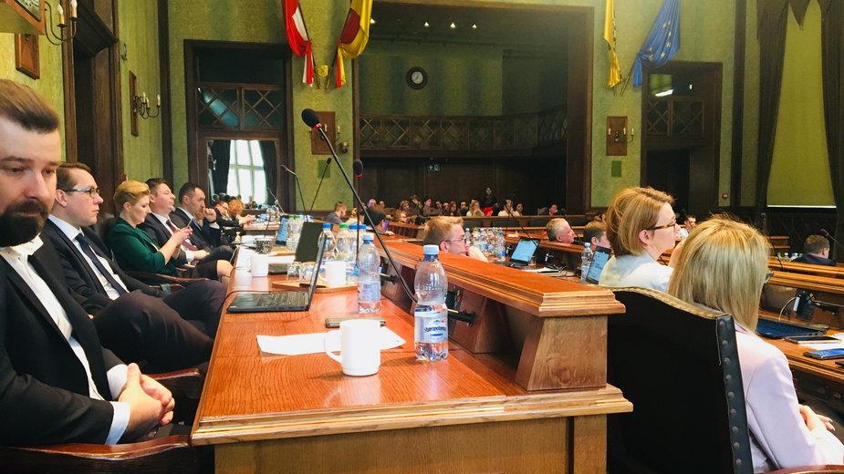 Rada miejska Wrocławia