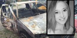 Koszmarna śmierć Anity. Koledzy podpali auto i uciekli FILM