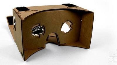 Project Cardboard: Oculus-Rift-Konkurrent aus Pappe
