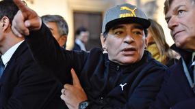 Maradona w galerii sław włoskiego futbolu