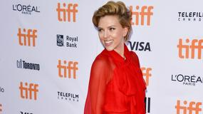 Zachwycająca Scarlett Johansson na premierze filmu