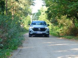 Mercedes EQC 400 - klasa S wśród aut na prąd - TEST