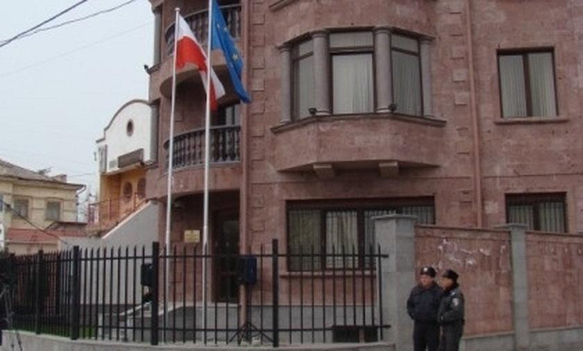 Ewakuacja polskiego konsulatu w Sewastopolu