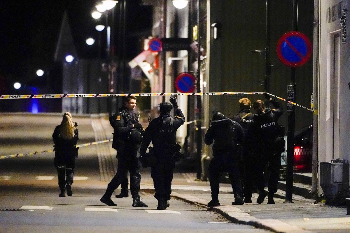 Újabb részletek derültek ki az öt halottat követelő norvégiai íjas mészárlásról - fotók a helyszínről