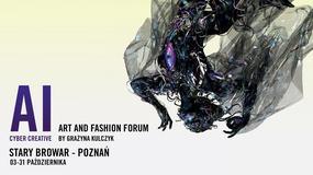 """Dzisiaj rusza 11. edycja Art&Fashion Forum by Grażyna Kulczyk. Jej hasło przewodnie to """"AI – Cyber Creative"""""""