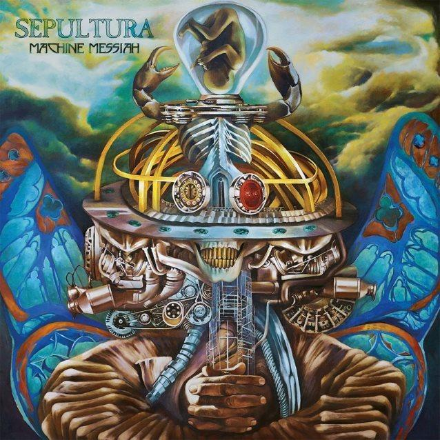 "SEPULTURA – ""Machine Messiah"""