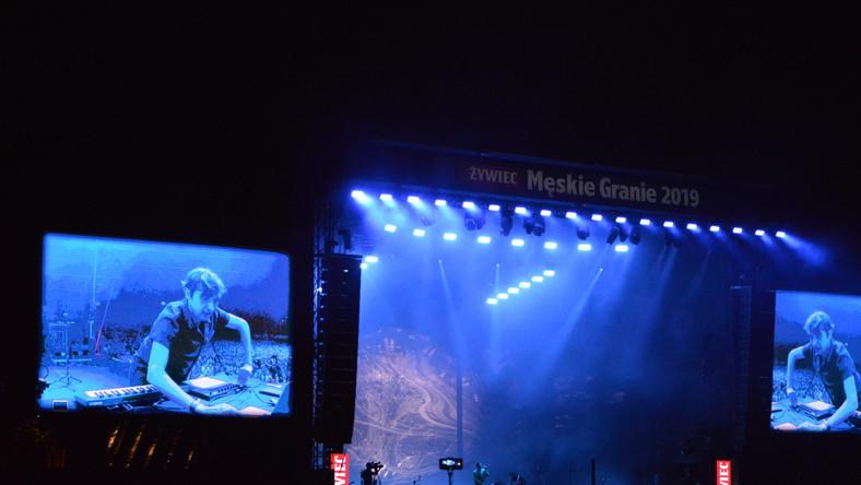 Bass Astral x Igo. Męskie Granie 2019/Warszawa 17 sierpnia 2019