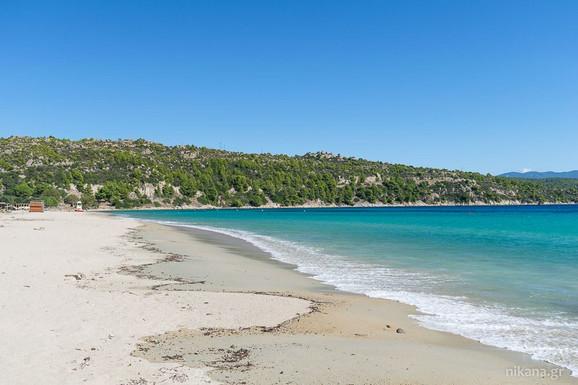 U septembru je moguće pronaći aranžman za Grčku, Sitoniju, već od 75 evra, kažu iz turističke agencije
