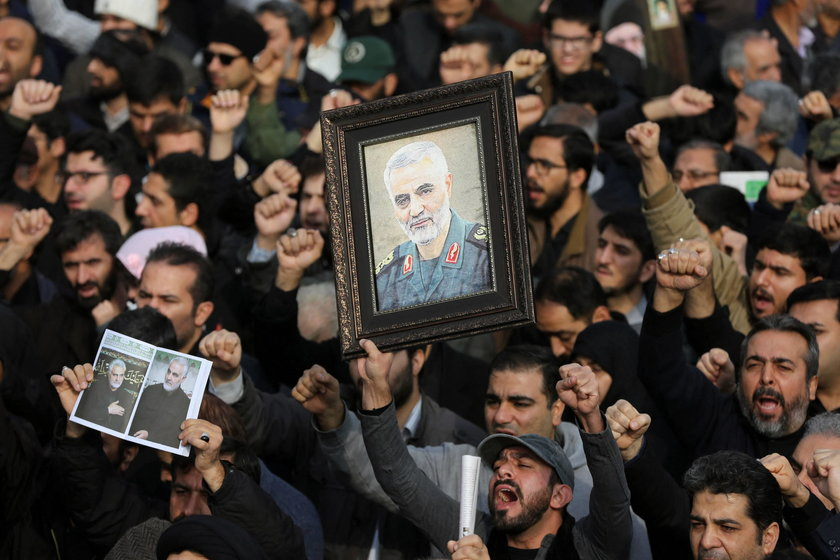 Qassem Soleimani Killed In A U.S. Airstrike Near Baghdad