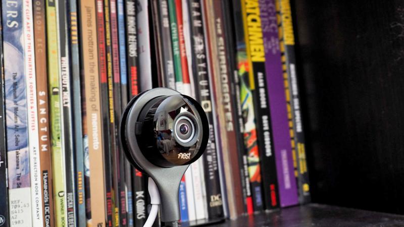 Kamery monitoringu podatne na atak