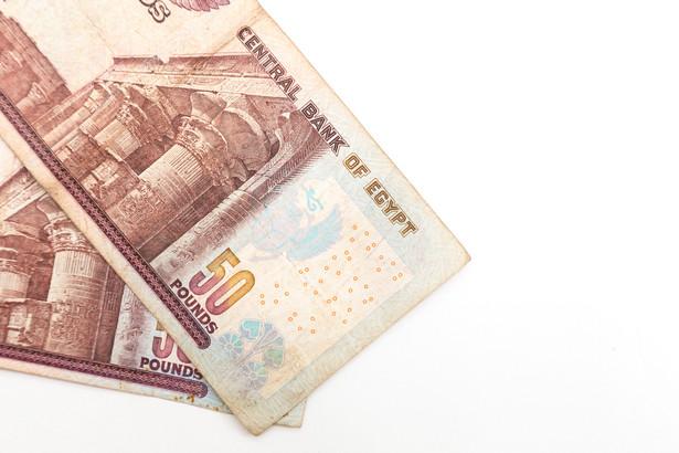 Egipt zdewaluował swą walutę niemal o jedną trzecią