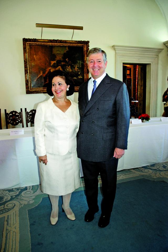 Princ Aleksandar i princeza Katarina Karađorđević