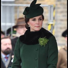Tak ciężarna księżna Kate i książę William spędzili Dzień Św. Patryka
