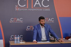 SRPSKI PATRIOTSKI SAVEZ Aleksandar Šapić na čelu nove stranke