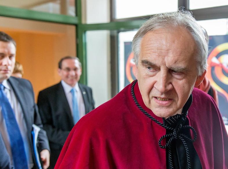 Prof. Marian Zembala, nowy minister zdrowia