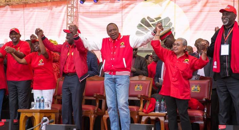 The Jubilee Party has asked governors aspiring to run on its ticket to part with Sh100, 000 as nomination fee.