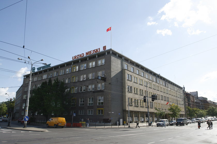 urząd miasta w Gdańsku