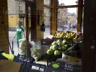 Ukraina próbuje podbić zachodnie rynki