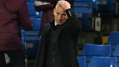 Zidane has told players he's leaving Real, say Spanish media