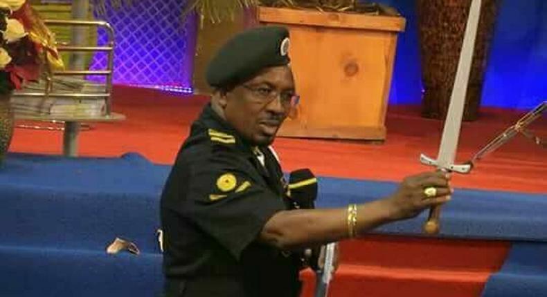 Pastor James Maina Ng'ang'a