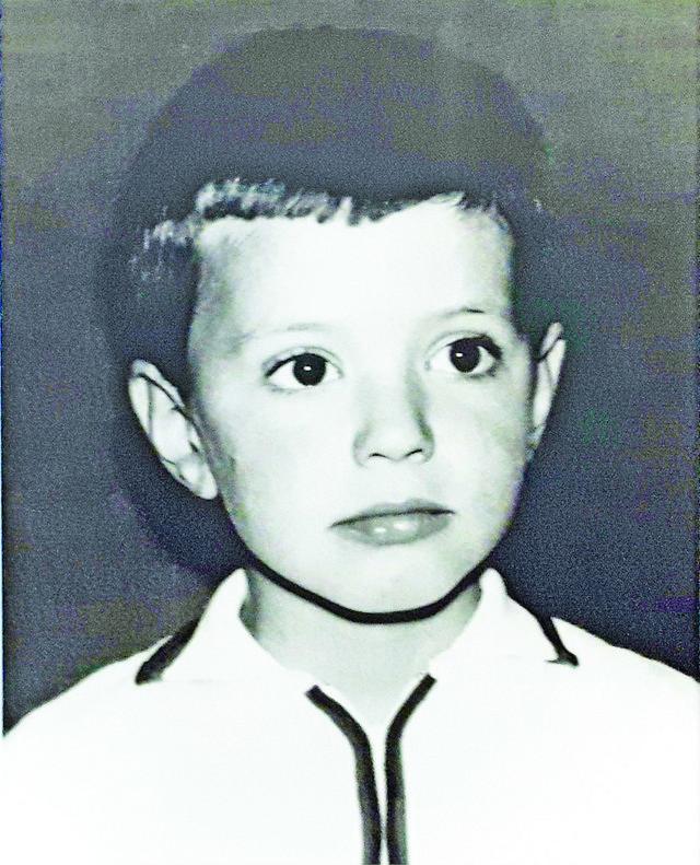 Dražen Petrović kao dete