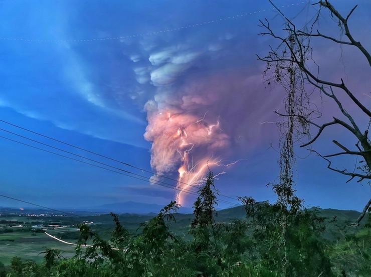 Filipini vulkan